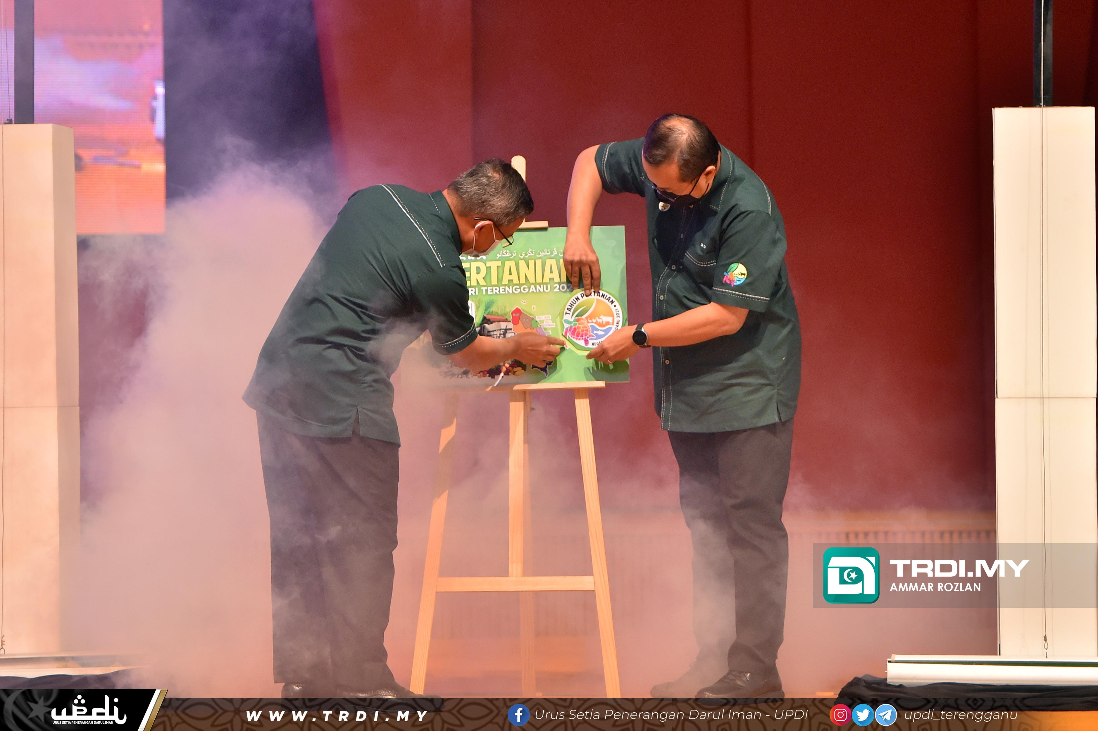 Rakaman Majlis Pelancaran Tahun Pertanian Negeri Terengganu 2021