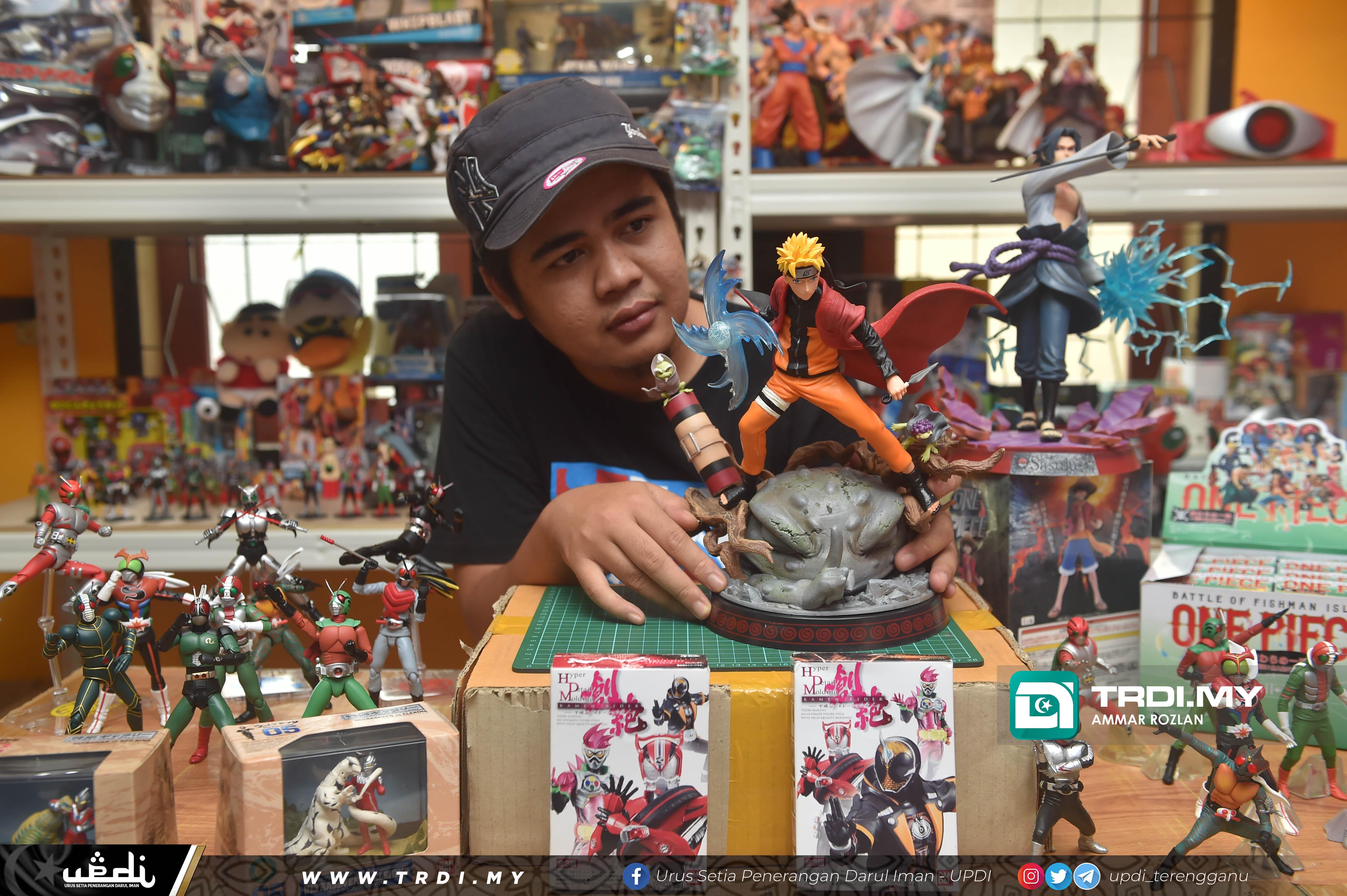 Pok-Ren-Saudagar-Mainan Facebook Live