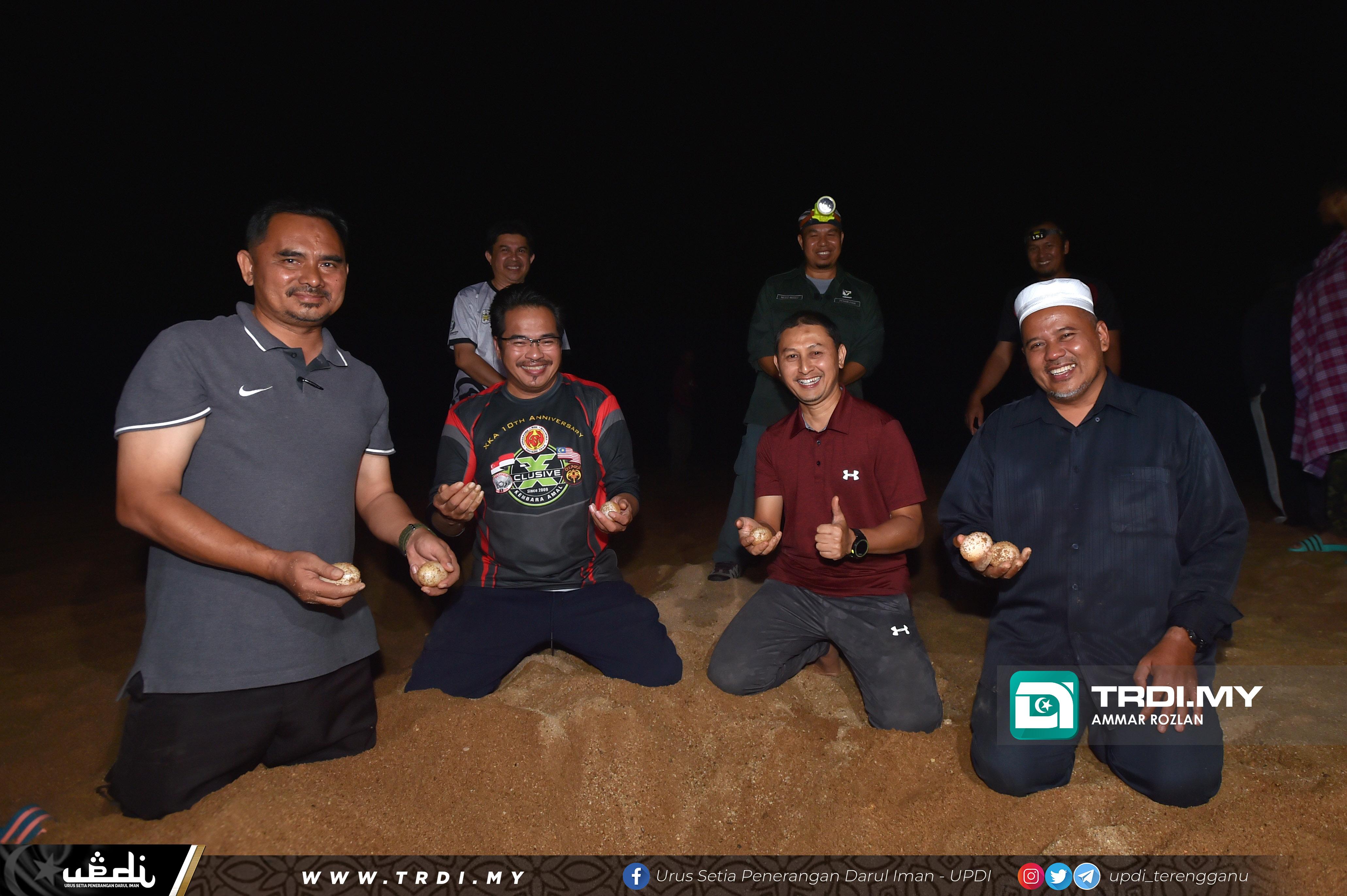 Kawasan Pendaratan Tuntung Jadi Pusat Pelancongan Komuniti Kerajaan negeri berhasrat untuk menjadikan kawasan pendaratan tuntung di Kampung Temir sebagai pusat pelancongan berteraskan komuniti.
