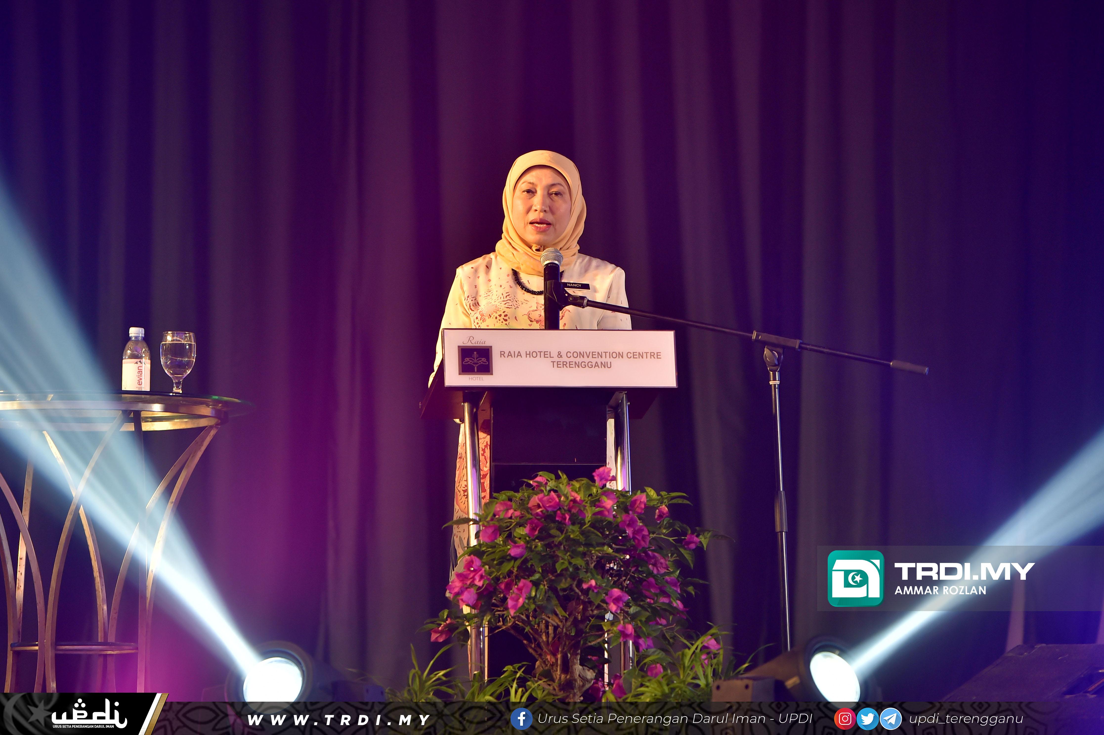 YB Dato' Hajah Nancy Shukri, Menteri Perlancongan, Seni Dan Budaya Malaysia mengadakan Siri Jerayawara (Roadshow) Dasar Perlancongan Negara 2020-2030 Zon Pantai Timur