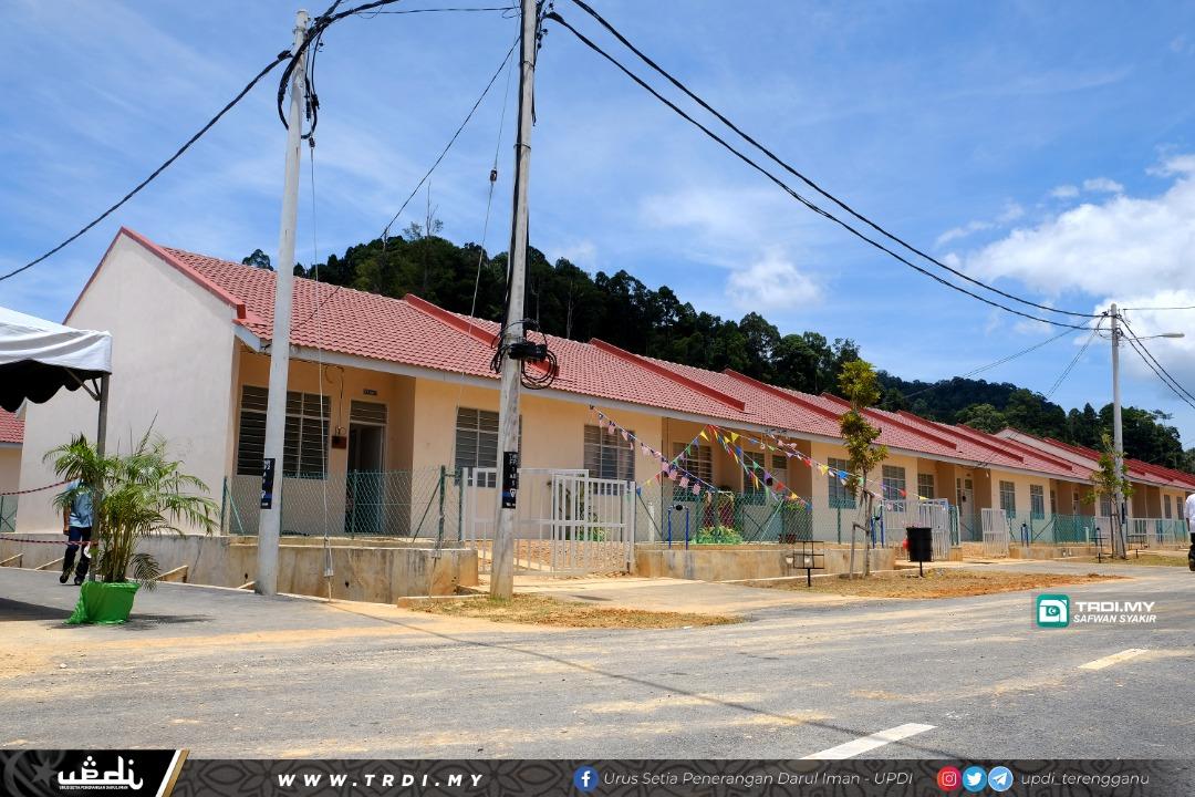 Rumah Mampu Milik Terengganu Posts Facebook