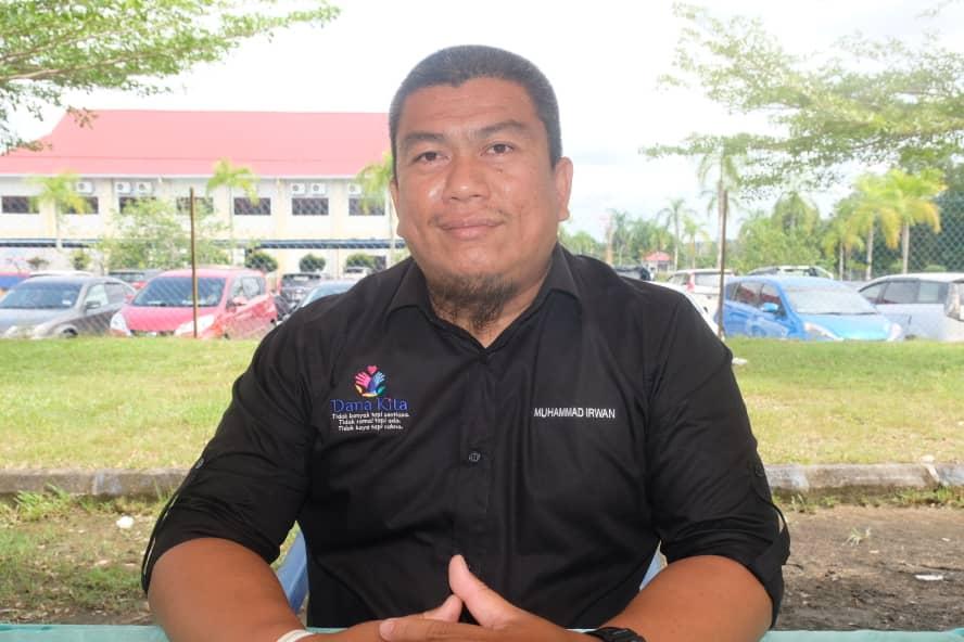 Timbalan Presiden DANA KITA, Muhammad Irwan Omar