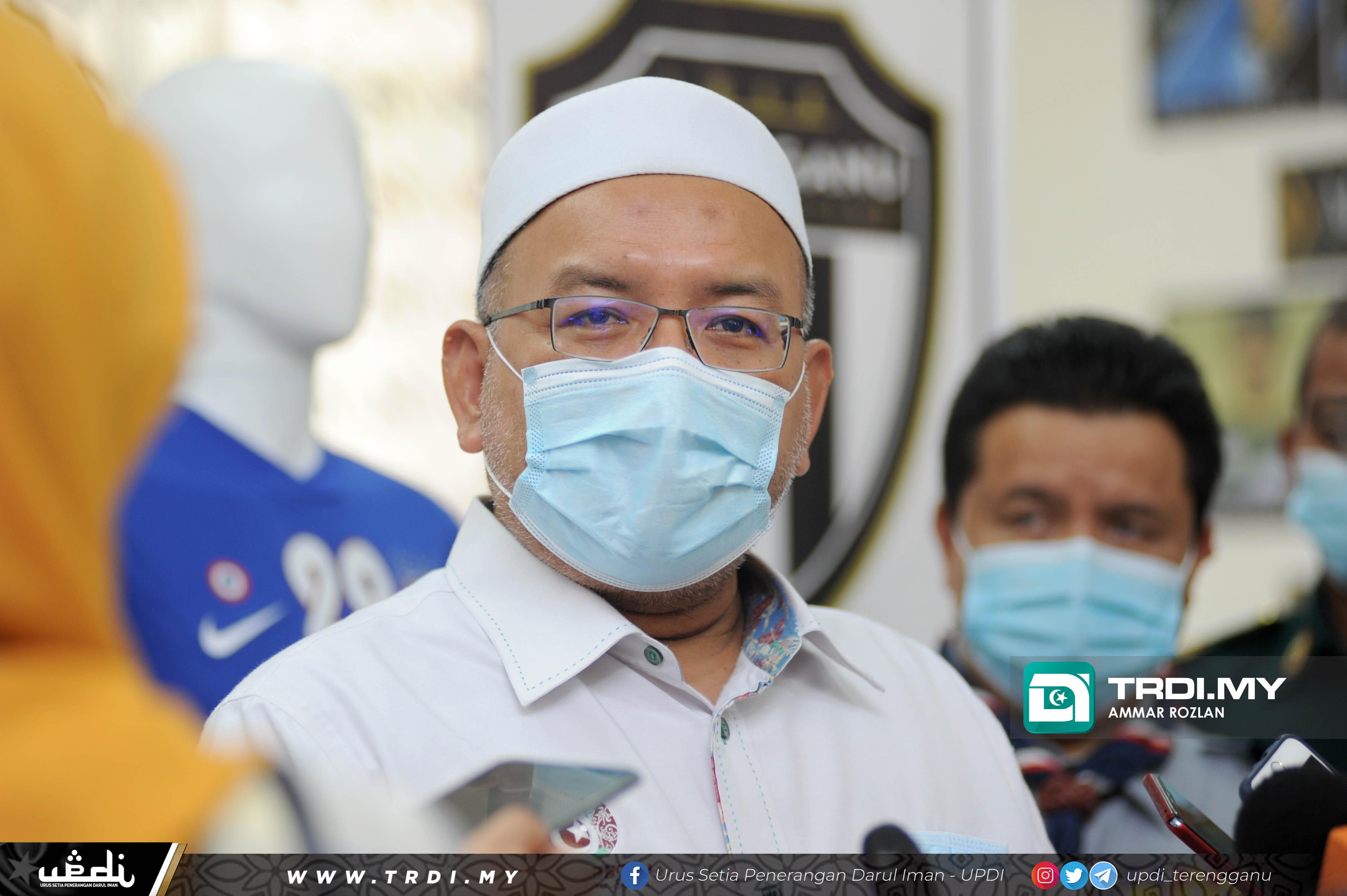 YB Ustaz Wan Sukairi Wan Abdullah menghadiri Program Mencari Safawi 2.0 & Pembentangan SMK Bukit Nanas  Sebagai Pusat Latihan SUKMA
